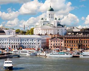 Wayfinding Helsinki