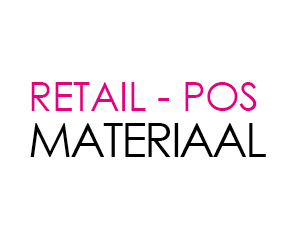 Retail & POS Materiaal
